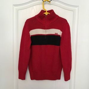 Chaps red sweater for a boy